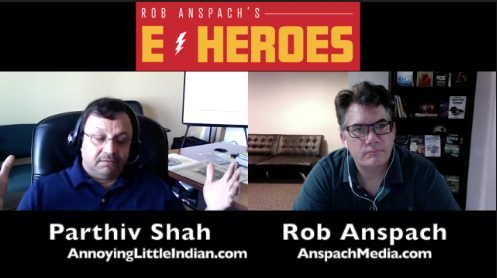 Ep 49 – The Ultimate E-Hero, Dan Kennedy – Special Tribute