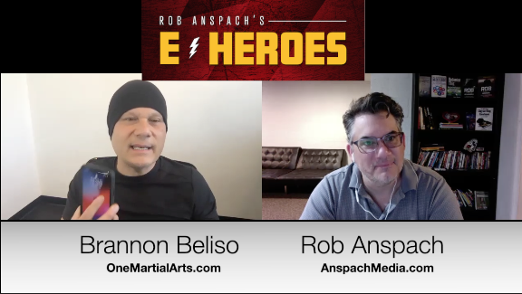 Ep 93 – The Future Of Martial Arts
